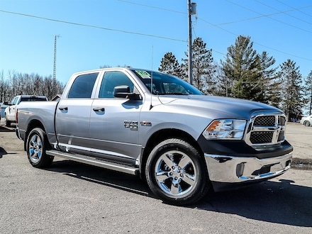 Featured new 2019 Ram 1500 Classic SXT Plus Pickup Truck 19375 for sale in Embrun, ON