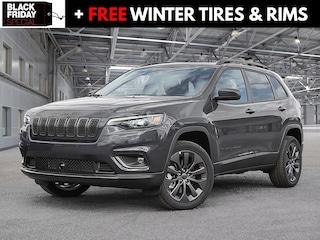 New 2021 Jeep Cherokee 80th Anniversary SUV for sale near Ottawa, ON