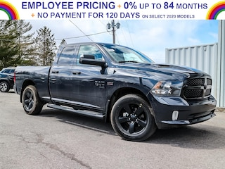 New 2020 Ram 1500 Classic Night Edition Pickup Truck 20093 in Embrun, ON