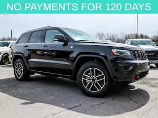 New 2020 Jeep Grand Cherokee Trailhawk Wagon 20091 in Embrun, ON