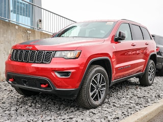 New 2020 Jeep Grand Cherokee Trailhawk Wagon 20017 in Embrun, ON