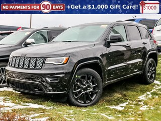 New 2020 Jeep Grand Cherokee Altitude Wagon 20025 in Embrun, ON