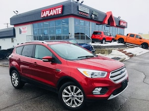 2018 Ford Escape Titanium/AWD/Dual Pane Sunroof SUV