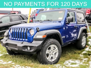 New 2020 Jeep Wrangler Sport S Wagon 20029 in Embrun, ON