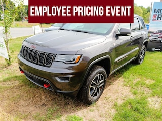 New 2019 Jeep Grand Cherokee Trailhawk Wagon 19324 in Embrun, ON