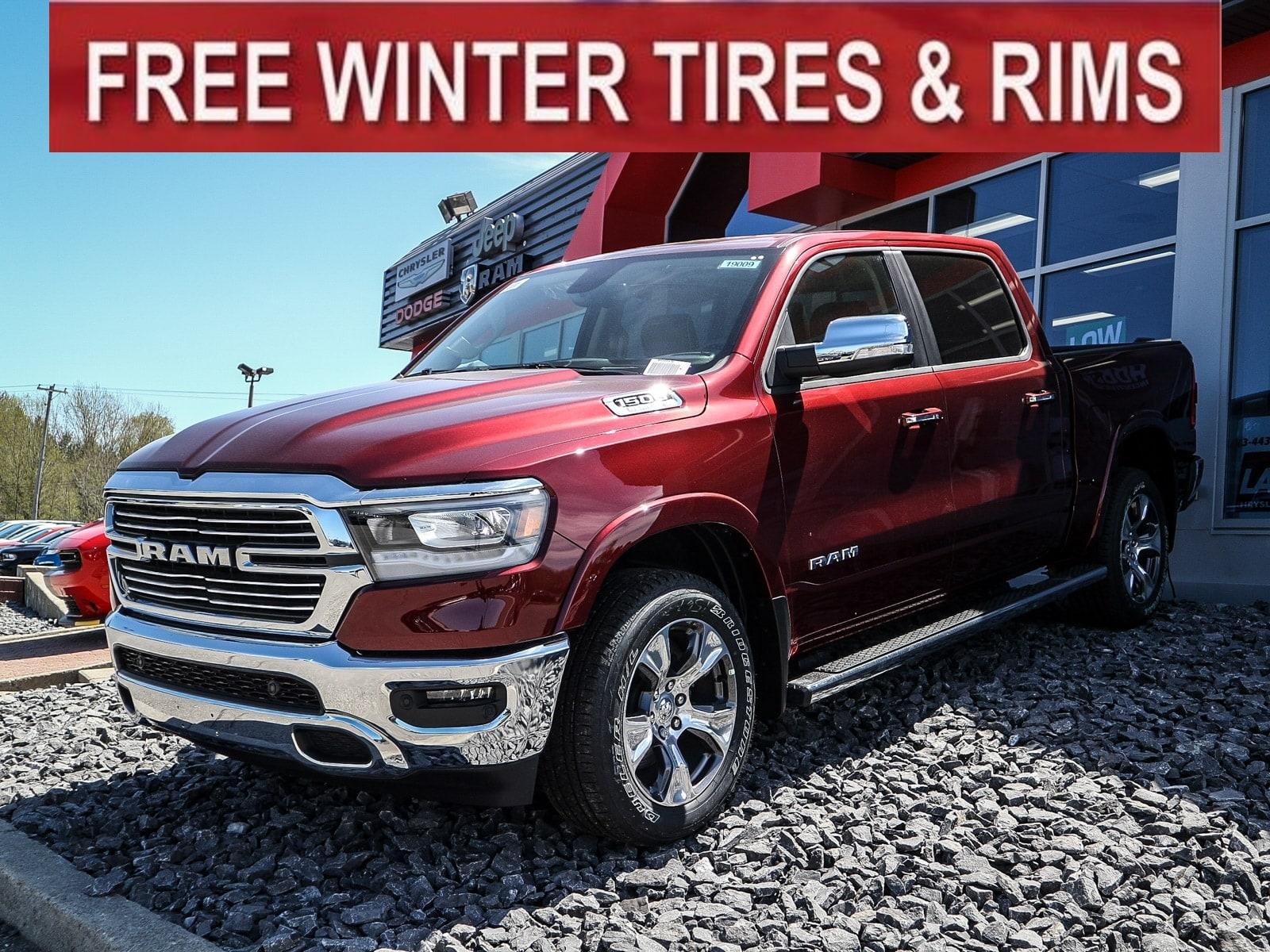 2019 Ram All-New 1500 Laramie Pickup Truck 19009