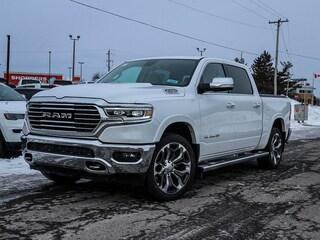 New 2019 Ram All-New 1500 Laramie Longhorn Pickup Truck 19099 in Embrun, ON