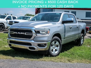 New 2019 Ram All-New 1500 Big Horn Pickup Truck 19210 in Embrun, ON