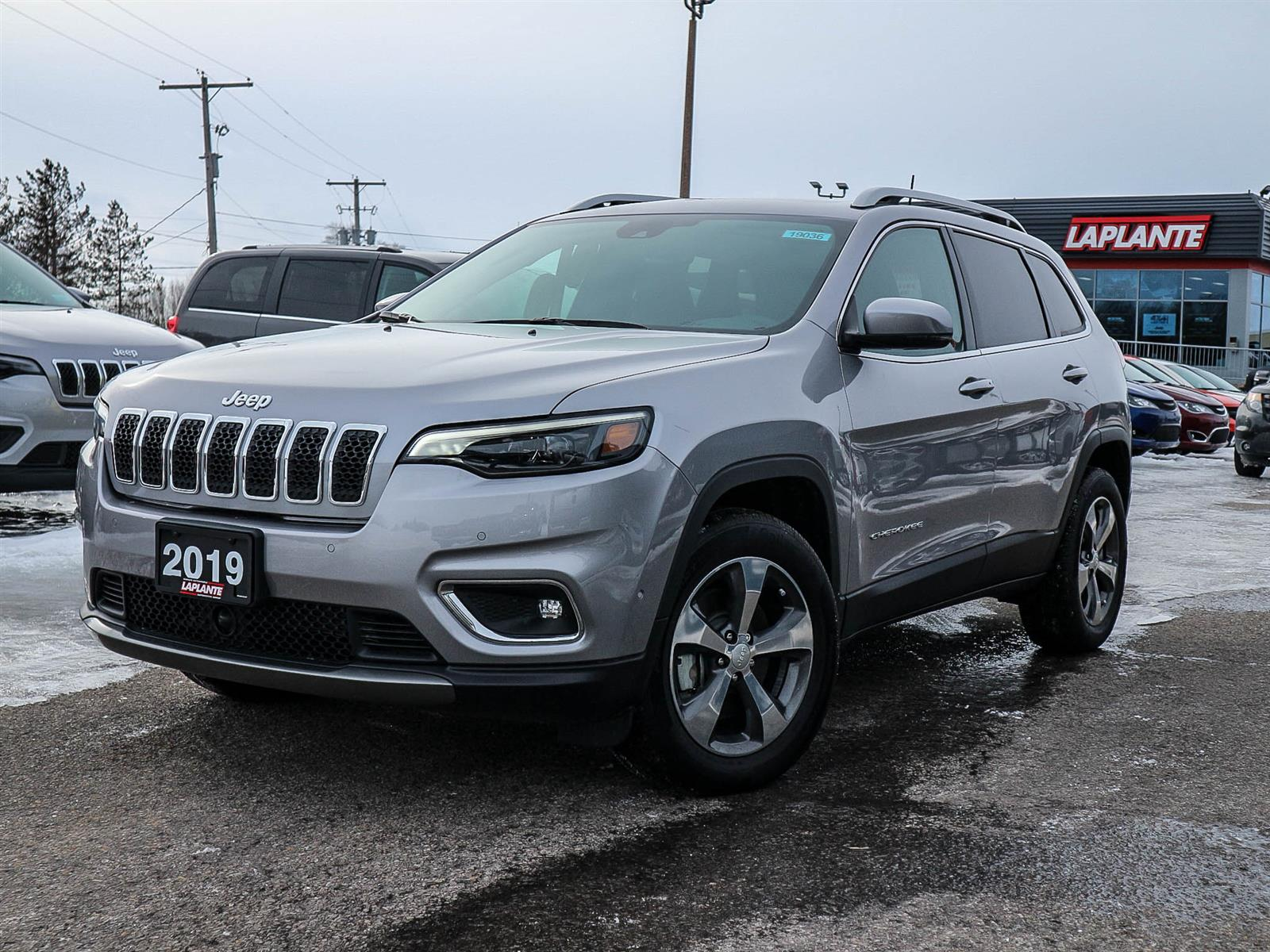 2019 Jeep New Cherokee Limited Familiale 19036