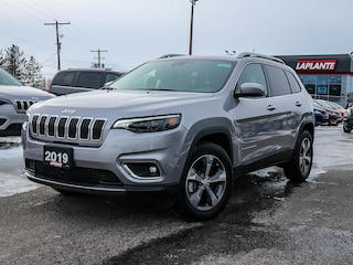 New 2019 Jeep New Cherokee Limited Wagon 19036 in Embrun, ON