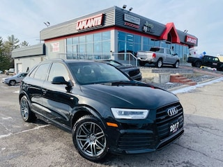Used 2017 Audi Q3 2.0T Technik/AWD/Dual Pane Sunroof/NAV SUV 19361A in Embrun, ON