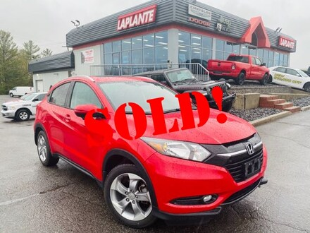 Featured used 2017 Honda HR-V EX-L/Navigation/Sunroof/Heated Seats/AWD SUV for sale in Embrun, ON