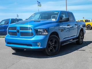 New 2019 Ram 1500 Classic Express Hydro Blue Pickup Truck 19138 in Embrun, ON