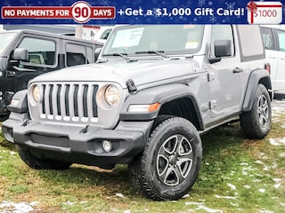 New 2020 Jeep Wrangler Sport S Wagon 20030 in Embrun, ON