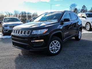 New 2019 Jeep Compass Sport Wagon 19059 in Embrun, ON