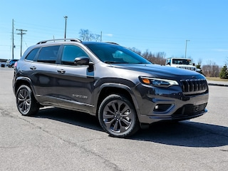New 2020 Jeep Cherokee High Altitude Wagon 20024 for sale near Ottawa, ON