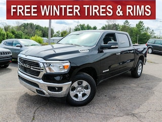 New 2019 Ram All-New 1500 Big Horn Pickup Truck 19245 in Embrun, ON