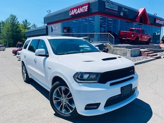 Used 2020 Dodge Durango R/T/Navigation/Sunroof/Apple Car Play+Google Android SUV P20-20 in Embrun, ON