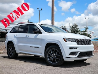 2020 Jeep Grand Cherokee Limited X Wagon