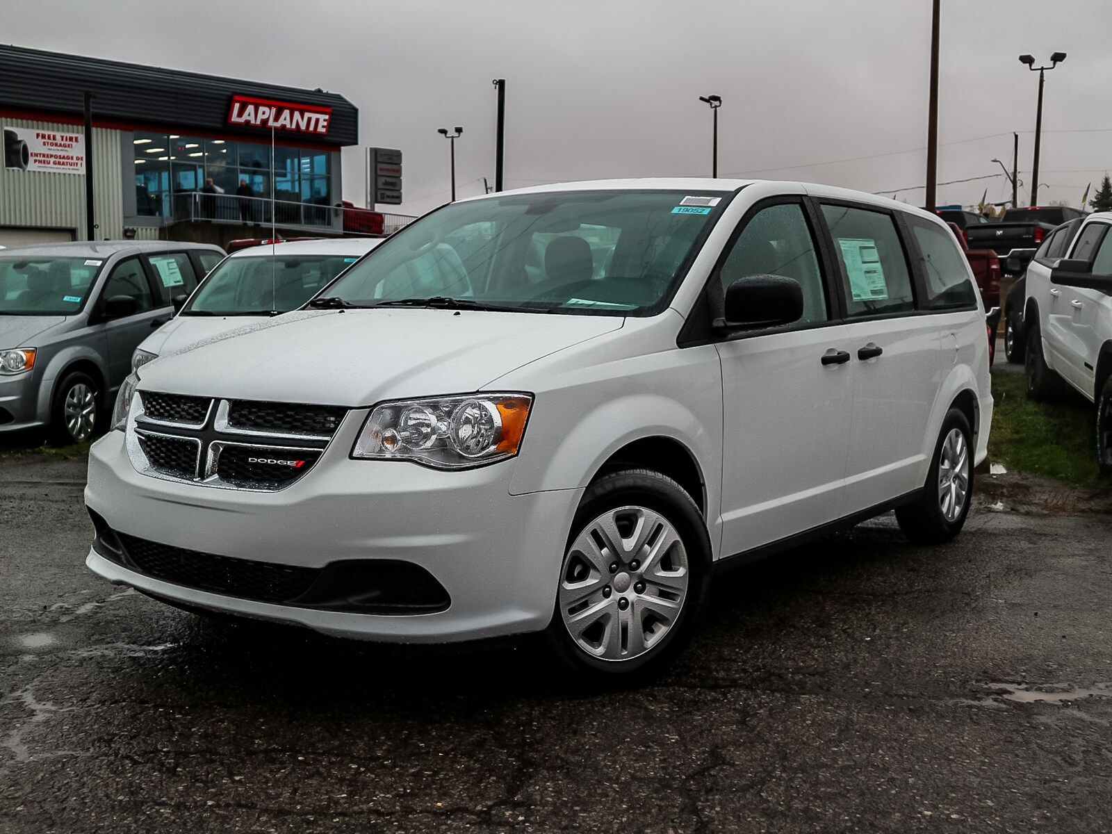 2019 Dodge Grand Caravan Canada Value Package Van 19052