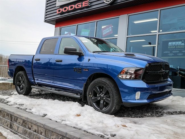 New 2019 Ram 1500 Classic ST Pickup Truck 19111 in Embrun, ON