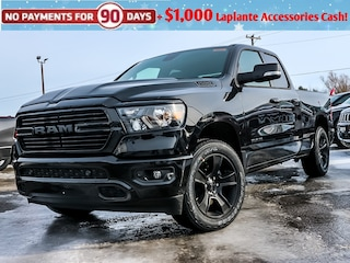 New 2020 Ram 1500 Big Horn Night Edition Pickup Truck 20052 in Embrun, ON
