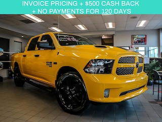 New 2019 Ram 1500 Classic Express Stinger Yellow Pickup Truck 19267 in Embrun, ON
