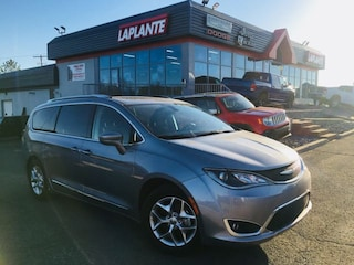 Used 2018 Chrysler Pacifica Touring L-Plus/Power Doors+Liftgate/DUAL DVD Van Passenger Van P19-62 in Embrun, ON