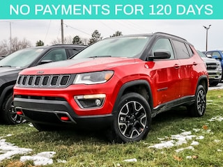 New 2020 Jeep Compass Trailhawk Wagon 20020 in Embrun, ON
