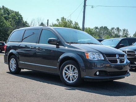 Featured new 2020 Dodge Grand Caravan Premium Plus Van 20104 for sale in Embrun, ON