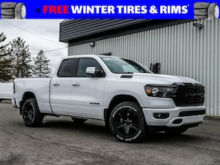 New 2020 Ram 1500 Big Horn Night Edition Truck Quad Cab 20051 in Embrun, ON