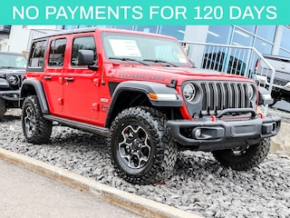 New 2020 Jeep Wrangler Unlimited Rubicon Wagon 20073 in Embrun, ON