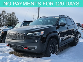 New 2020 Jeep Cherokee Trailhawk Wagon 20033 in Embrun, ON
