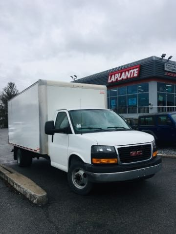 Featured used 2016 GMC Savana 3500 1WT Truck for sale in Embrun, ON