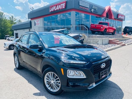 Featured used 2020 Hyundai Kona 2.0L Preferred/AWD/Heated Seats/Blindspot Monitori SUV for sale in Embrun, ON