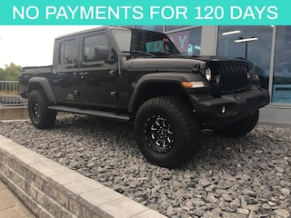 New 2020 Jeep Gladiator Sport S | LIFT KIT + WHEELS + STEPS Pickup Truck 20000 in Embrun, ON