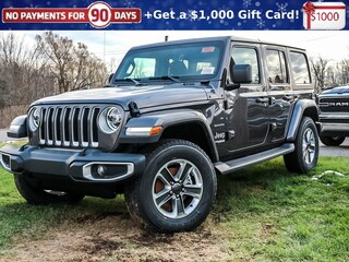 New 2020 Jeep Wrangler Unlimited Sahara Wagon 20022 in Embrun, ON