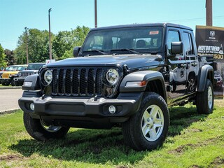 New 2020 Jeep Gladiator Sport S Pickup Truck 20000 in Embrun, ON