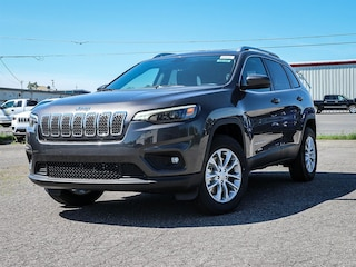 New 2019 Jeep New Cherokee North Wagon 19155 in Embrun, ON