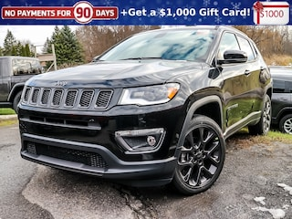 New 2020 Jeep Compass High Altitude Wagon 20014 in Embrun, ON
