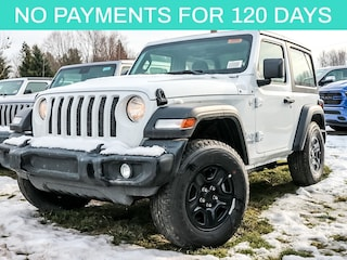 New 2020 Jeep Wrangler Sport Wagon 20008 in Embrun, ON