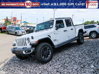 New 2020 Jeep Gladiator Overland Pickup Truck 20002 in Embrun, ON