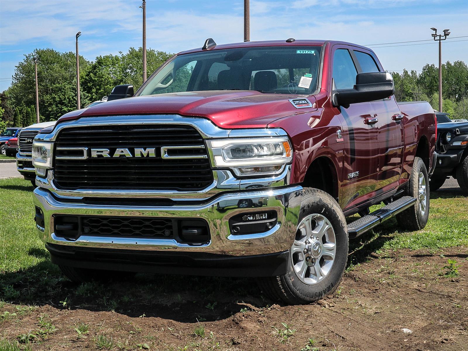 2019 Ram New 2500 Big Horn Pickup Truck 19175