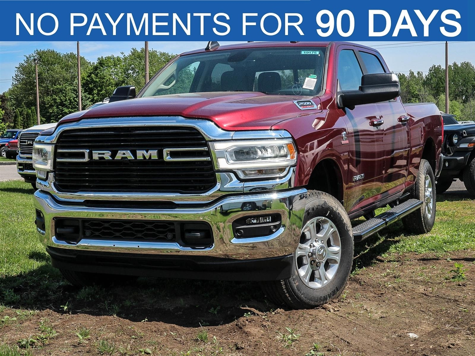 2019 Ram New 2500 Big Horn Pickup Truck 19175