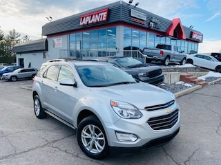 Used 2017 Chevrolet Equinox 1LT/Remote Start/Heated Seats/Backup Camera SUV P19-118 in Embrun, ON