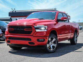 New 2019 Ram All-New 1500 Sport Pickup Truck 19199 in Embrun, ON