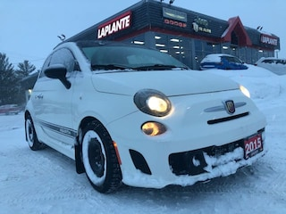 Used 2015 FIAT 500 Abarth Hatchback in Embrun, ON