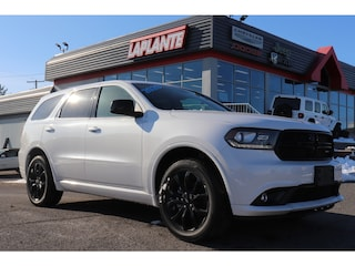 New 2020 Dodge Durango SXT All-wheel Drive 20244 in Embrun, ON