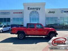 2020 Jeep Gladiator Overland - Leather Seats Regular Cab