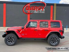 2021 Jeep Wrangler Unlimited Rubicon 4xe - Leather Seats SUV